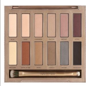 Urban Decay Eyeshadow Pallet